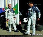 Australia vs Brazil, V8 Supercar Style !