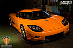 Drive the Koenigsegg CCX !!