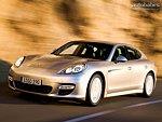 Porsche Panamera – First Pics !!