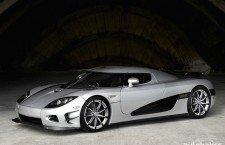 Koenigsegg CCX-R Trevita: The Shimmering Diamond !!