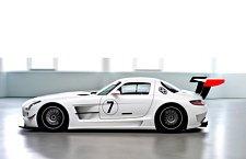 Mercedes-Benz SLS AMG GT3 !