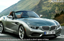 BMW ZAGATO ROADSTER !