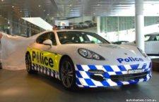 NSW Cops get a Porsche !