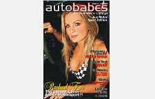 Edition 4 – The Sexiest Girl in Motorsport – Jul 2005