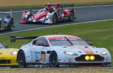 Allan Simonsen, Danish driver for Aston Martin, killed at Le Mans 2013