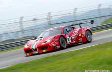 Newcomer Latouras takes the win for Ferrari in GT Asia Round 7