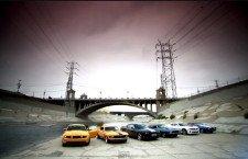 LA River Drag Race – Top Gear USA series 2
