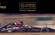 Team Lotus – 2014 Spanish Grand Prix