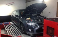 FPV GT F outpowers HSV GTS