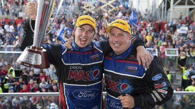 Chaz Mostert & Paul Morris. Photo credit to SMH.com.au