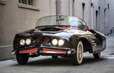 World's first Batmobile, built in 1963, Sells for $137,000 at auction