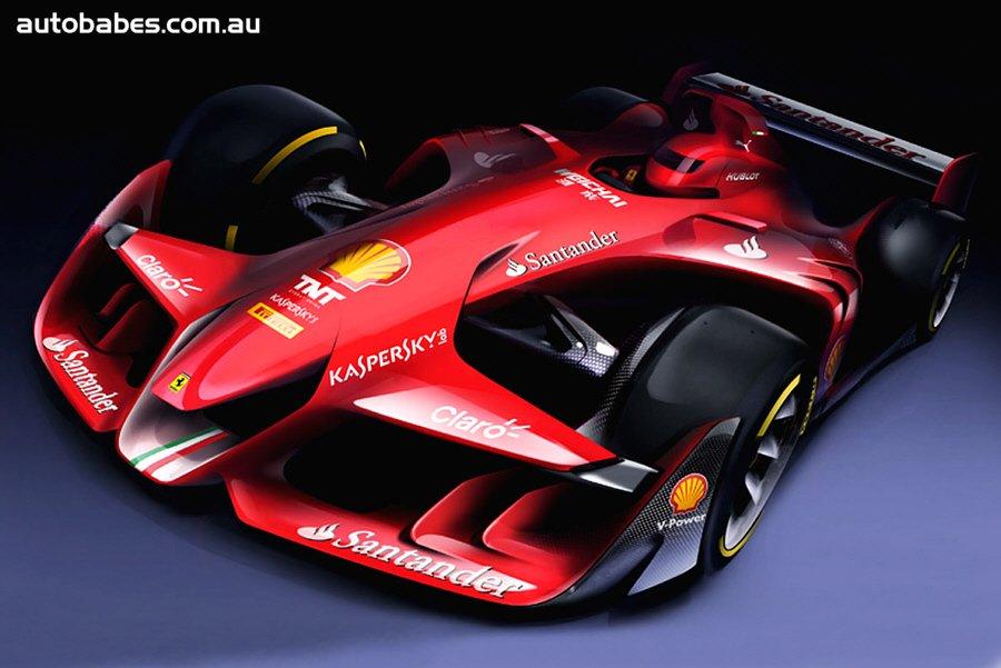 Ferrari's Bold Vision for a New Formula 1 Racer