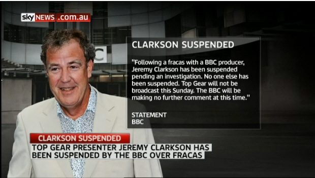 clarksonsuspended
