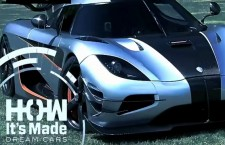 Koenigsegg One:1 – How It's Made.