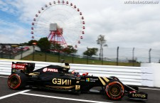 F1 Team Lotus – 2015 Japanese GP Review