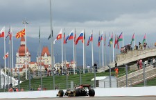 F1 Team Lotus – 2015 Russian GP