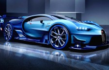 Top Gear Unveil First Photo's of the Bugatti Vision GT
