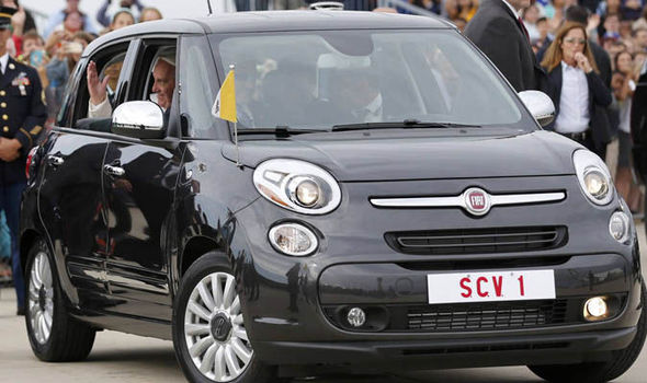 Pope Francis Fiat