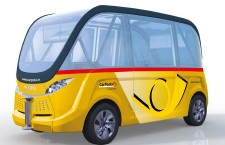 Driverless Bus Trial in Australia