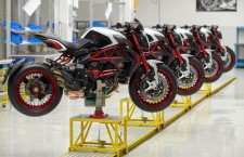 Australians line up for the MV Agusta F3 Solar Beam