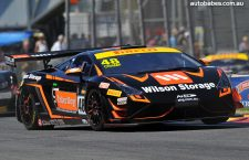Australian GT; M-Motorsport looks for success on the streets of Townsville