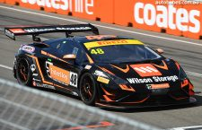 Australian GT; Joy and frustration for M-Motorsport in Townsville