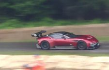 Aston Martin at the Goodwood Festival of Speed 2016
