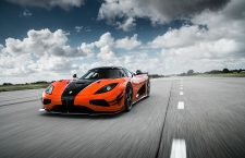 KOENIGSEGG AT MONTEREY CAR WEEK 2016