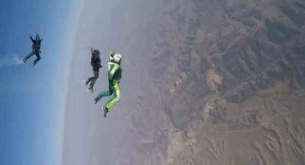 Luke SkyDiver Aikins: First Skydiver to Jump from 25,000ft and Land Safely WITHOUT a Parachute!