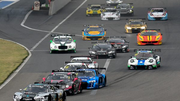 GT Asia Series to return to Shanghai for final event of the season