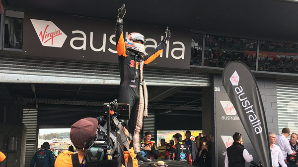 Will Davison claims his second Bathurst 1000 at Mount Panorama