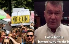 Jimmy Barnes supports protest against NSW Lockout laws