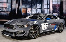 2017 Ford Mustang GT4 Unveiled at SEMA 2016