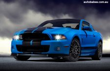 FORD SHELBY MUSTANG GT500 COUPE!