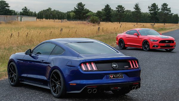 TICKFORD UNLEASHES MUSTANG POWER PACKS