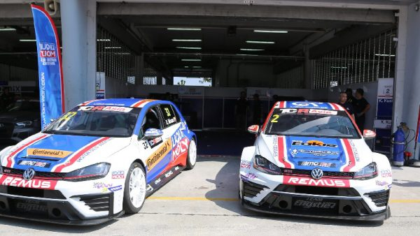 Liqui Moly Team Engstler Kicks off TCR Asia Season