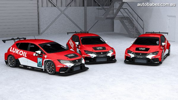 Lukoil Craft-Bamboo Racing Continue Winning Partnership with Lukoil and SEAT Sport