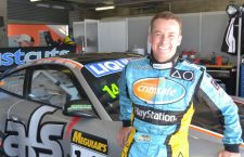 Grant Denyer hospitalised by rally crash