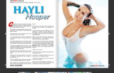 Sneak Peek; Hayli Hooper appears in Edition 69 – The Sexy Island Girl Edition!