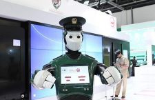 Dubai Police Department Unveils World's First ROBOCOP!