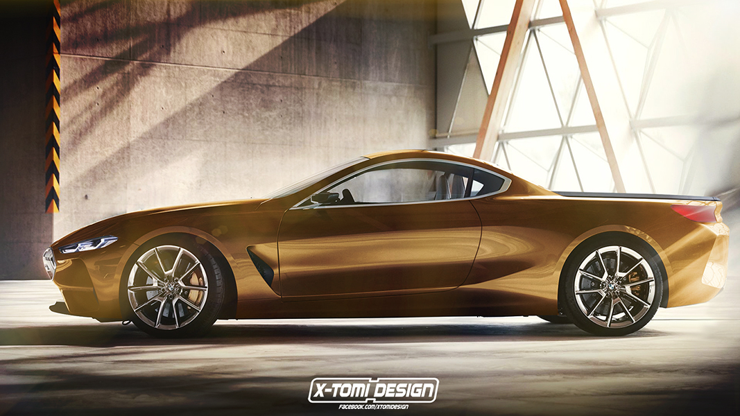 BMW Concept 8 Pickup2