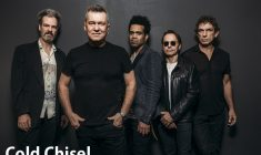 COLD CHISEL CONFIRMED TO HEADLINE INAUGURAL COATES HIRE NEWCASTLE 500!