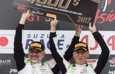 Craft-Bamboo Racing Scores GT3 Podium and GT4 Win at Suzuka