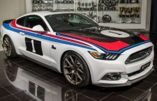 Tickford Unveils Tribute to the Allan Moffat '77 Bathurst Mustang