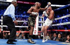 The Best Ever, Mayweather is also the Smartest Ever Defeating McGregor in 10 Rounds!