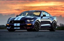 HPE850 Supercharged Shelby GT350R Mustang