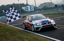 Liqui Moly Team Engstler crowned TCR Asia 2017 Champion