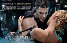 ESCORT VAMPIRE; The Murder of Shane Chartres-Abbott
