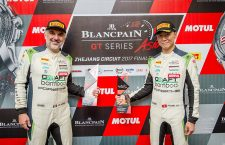 Craft-Bamboo Racing Score GT3 Podium and GT4 Drivers' and Teams' Championship Title in Zhejiang