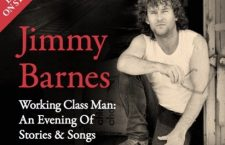 Jimmy Barnes announces Working Class Man:  An Evening of Stories & Songs national tour